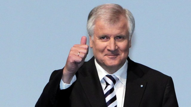 HorstSeehofer