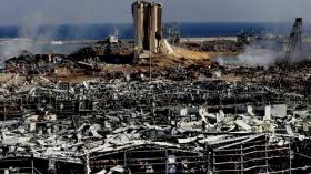 Bejrút 2020 Aug. 4 katasztrófa